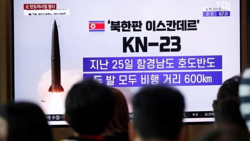 How Long Can Trump Ignore North Korea's Missile Tests?