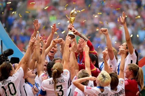 USA Wins the 2015 Women's World Cup