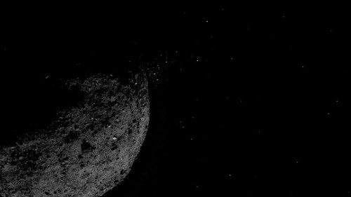 NASA's Mission to Bennu the Asteroid Stuns Scientists