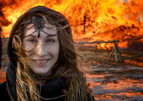 Photos: An Ancient Ceremony to Celebrate the End of Winter