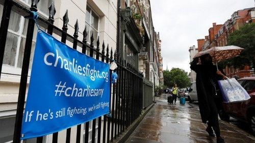 Charlie Gard Will Be Moved to Hospice, Taken Off Life Support
