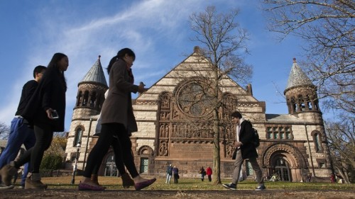 Princeton Students Want More Title IX Bureaucracy