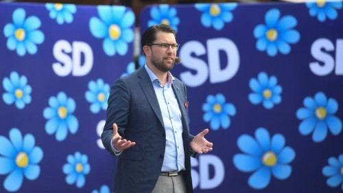 Why Sweden's Far Right Is on the Rise