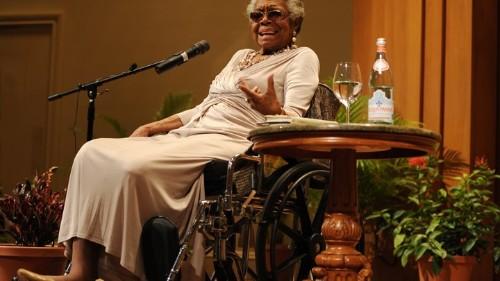 Why Maya Angelou Disliked Modesty