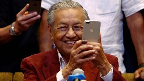 What Malaysia Can Teach America's Aging Leadership