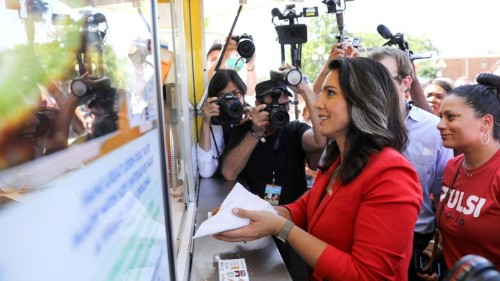 The Enduring Mystery of Tulsi Gabbard