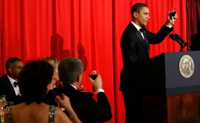 Before You Listen to Obama Tonight, Read His Nobel Peace Prize Speech