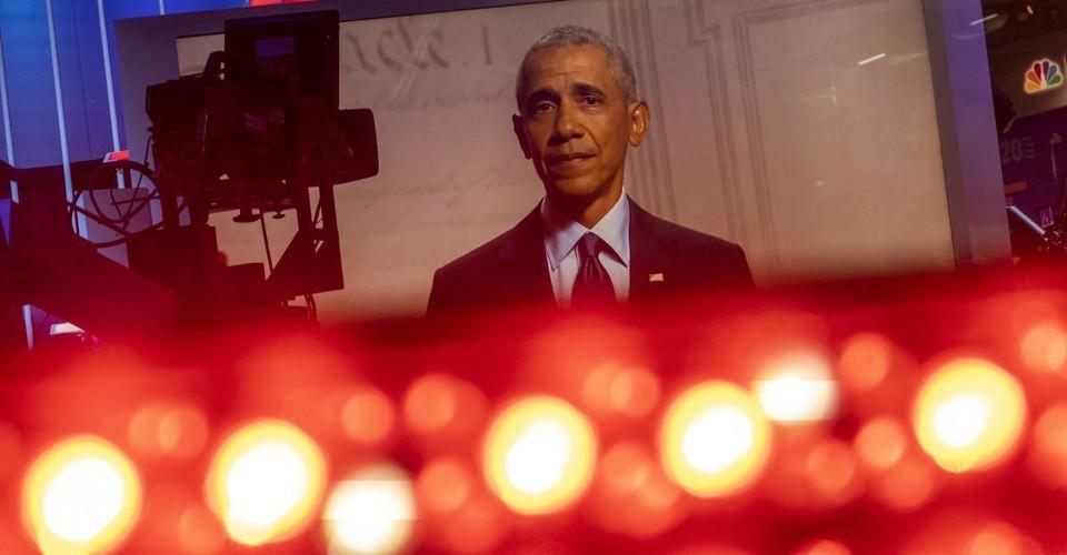 Here Comes Obama