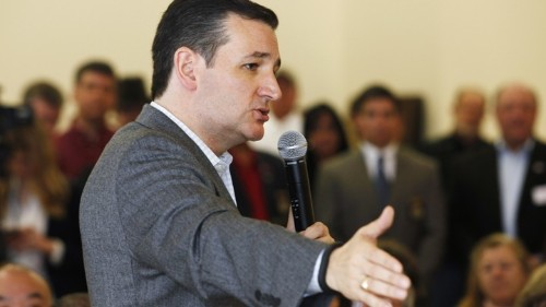 The Paranoid Style of Ted Cruz
