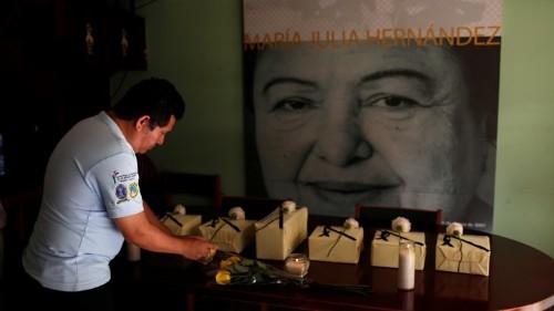 No Justice for the Victims of the El Mozote Massacre