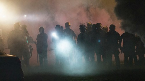 The Gangsters of Ferguson
