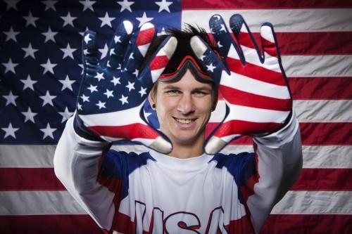 Portraits of 2014 Winter Olympians