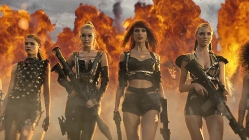 Taylor Swift's 'Bad Blood' Video Is the Anti-Avengers