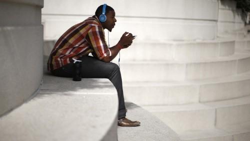 Spotify Isn't Killing Record Sales