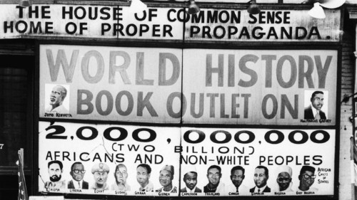 The FBI's War on Black-Owned Bookstores