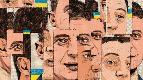 The Betrayal of Volodymyr Zelensky