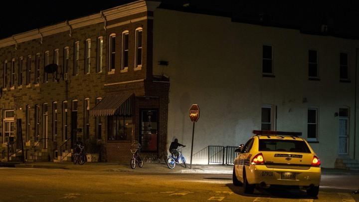 The Criminalization of Gentrifying Neighborhoods