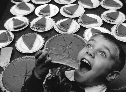 Thanksgiving Photos From the Past Century