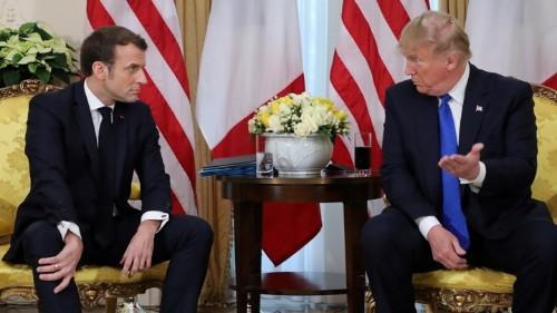 Trump Violates Diplomacy's Golden Rule
