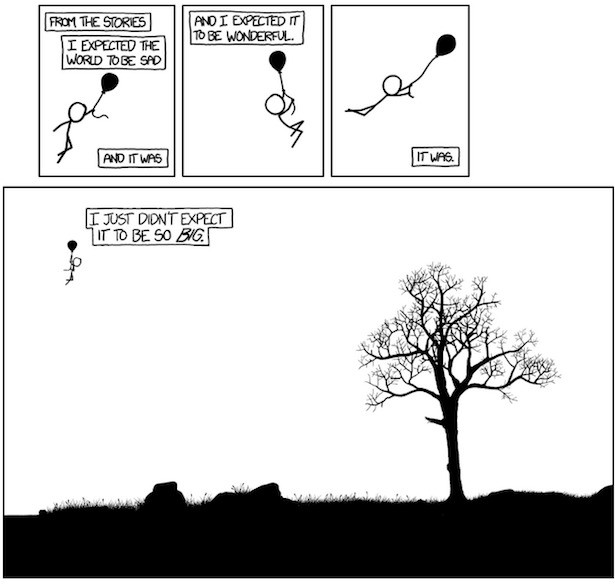 A Conversation With Randall Munroe, the Creator of XKCD