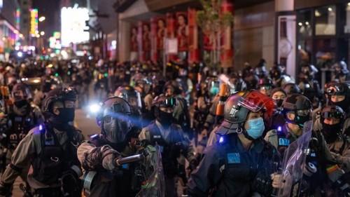 Hong Kong's Perfect Crisis