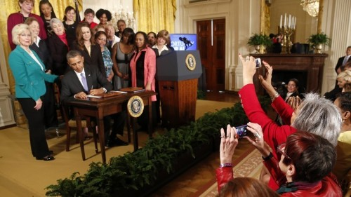 Obama's New Equal-Pay Rules