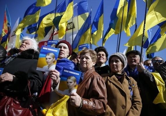 Ukraine's Invisible Presidential Election