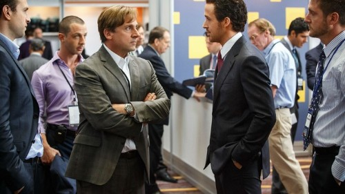 The Big Short: Sound and Fury on Wall Street