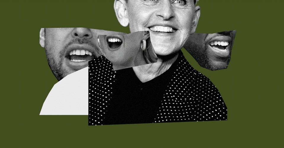 Ellen's Celebrity Defenders Aren't Helping Her