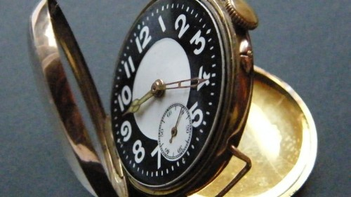 A Brief History of the Wristwatch