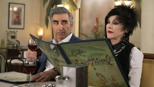 The Sweetly Subversive Marriage at the Core of Schitt's Creek