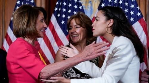Pelosi's Overhyped Feud With Alexandria Ocasio-Cortez
