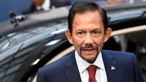 Brunei's Sultan May Punish Sodomy With Stoning