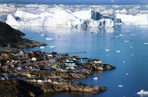 Greenland: A Global Warming Laboratory