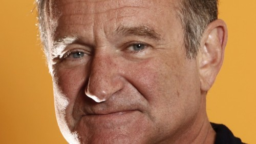 Robin Williams Lived Intensely
