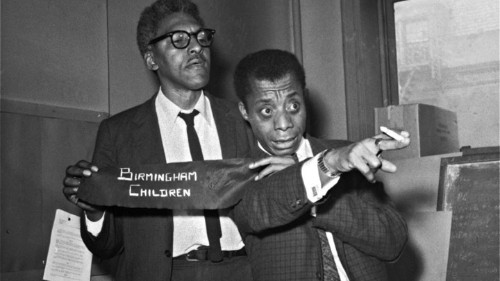 Between the World and Me: Baldwin's Heir?