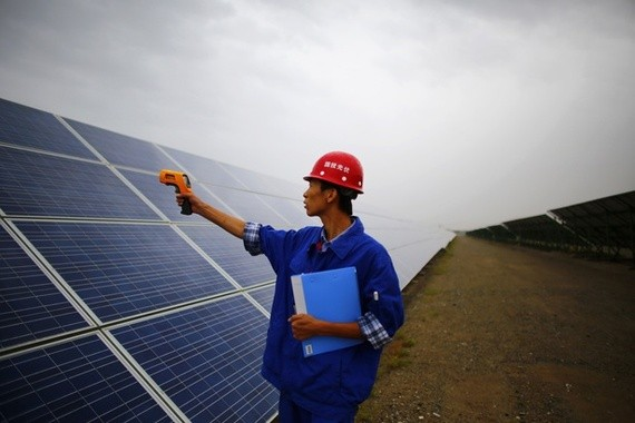 Why China's Solar Building Boom Is Good for the United States