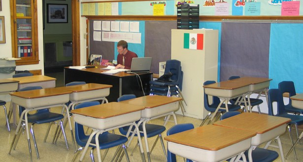 Alone in the Classroom: Why Teachers Are Too Isolated