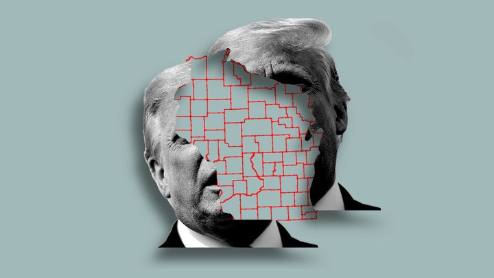 An Experiment in Wisconsin Changed Voters' Minds About Trump