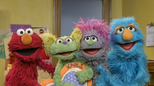 'For-Now Parents' and 'Big Feelings': How Sesame Street Talks About Trauma