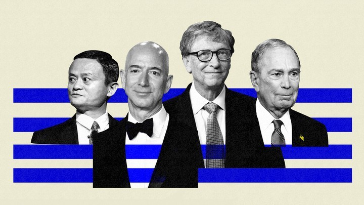 Where Are the Billionaires?