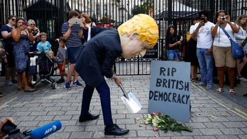 Boris Johnson, Brexit, and Britain's Constitutional Quagmire