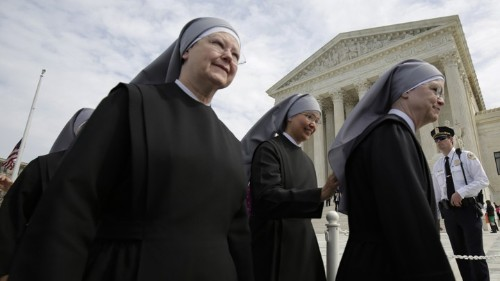 The Supreme Court Case That Could Bankrupt Religious Schools and Hospitals