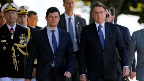 An Anti-corruption Crusade Paved the Way for Bolsonaro