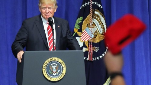 Trump's Baseless Claim That the Media Covers Up Terror Attacks
