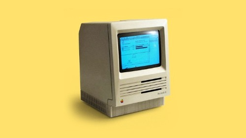 What It's Like to Work on a 30-Year-Old Macintosh