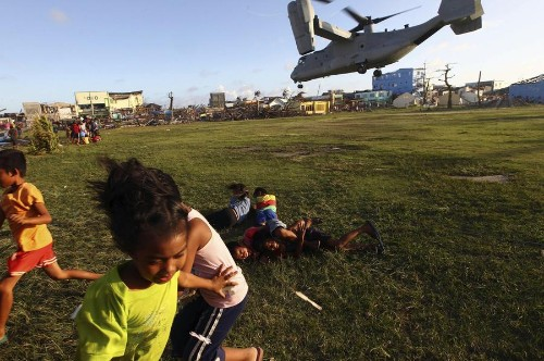 The Philippines: One Week After Typhoon Haiyan