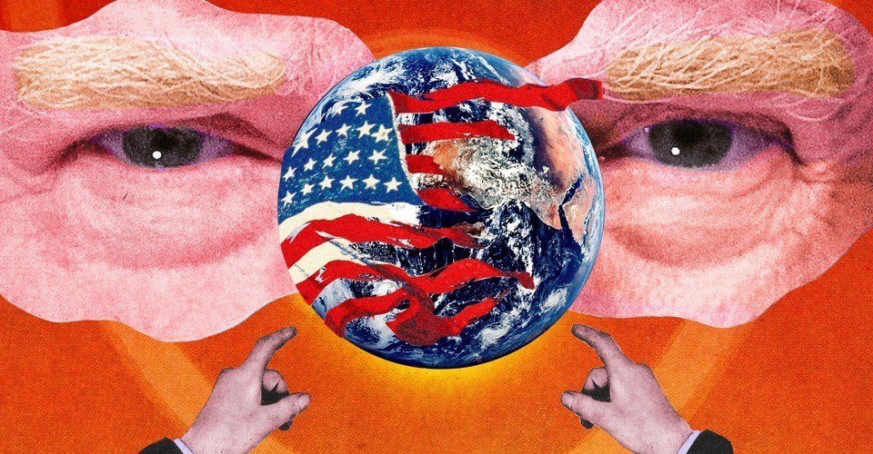 The World Order That Donald Trump Revealed