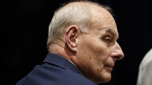 John Kelly Finally Lets Loose on Trump