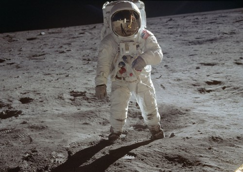 Apollo 11 Moon Landing: Photos From 50 Years Ago